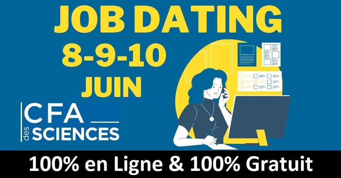 Job Dating CFA des Sciences