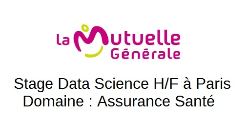 stage la mutuelle g u00e9n u00e9rale   stage data science h  f  u00e0