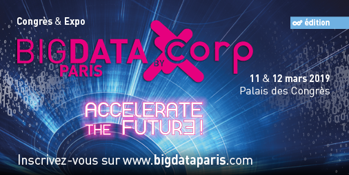 [Salon @bigdataparis les 11 & 12 mars 2019] L'événement leader du Big Data en France – Réservez votre place ! #machinelearning #IntelligenceArtificielle