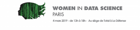 WIDS - Woman In Data Science - Paris La Défense - 4 Mars 2019