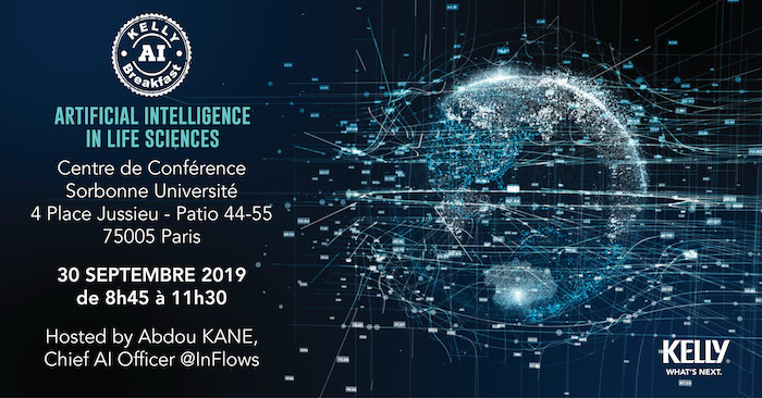 AI in Life Sciences - Free - 30 sept 2019