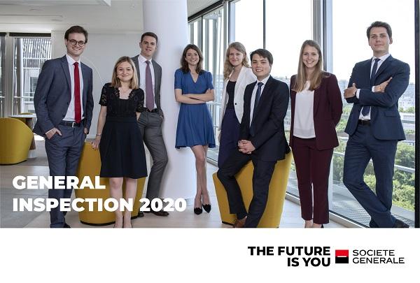 Concours Inspection Generale SocGen 2019