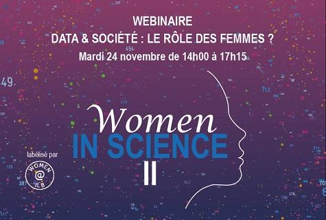 [Evenement WISE#2 – Women in Science] Mardi 24 Novembre 2020 – avec Nicole El Karoui dès 14h00 – Webinaire Gratuit