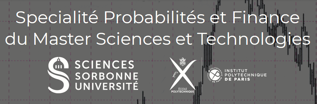 M2 Probabilites et Finance - Master El Karoui