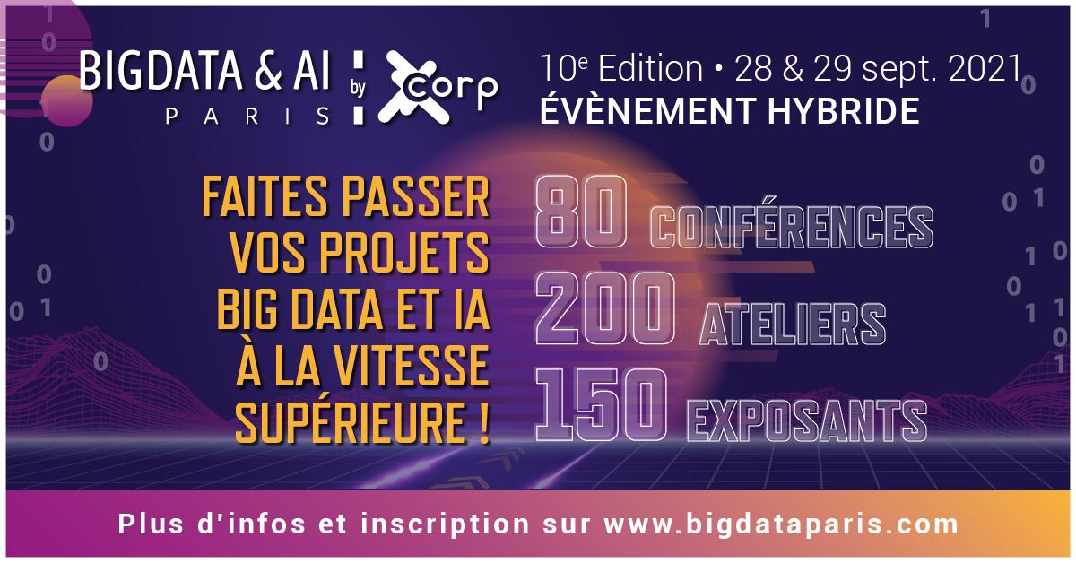 BigData et AI Paris 2021
